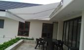 Retractable Awning-Villa Putih4
