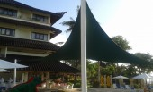 Shade Sail-Kartika Plaza7